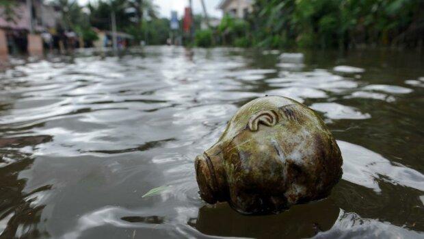 Повінь у Шрі-Ланці: як країна переживає розгул стихії (фото)