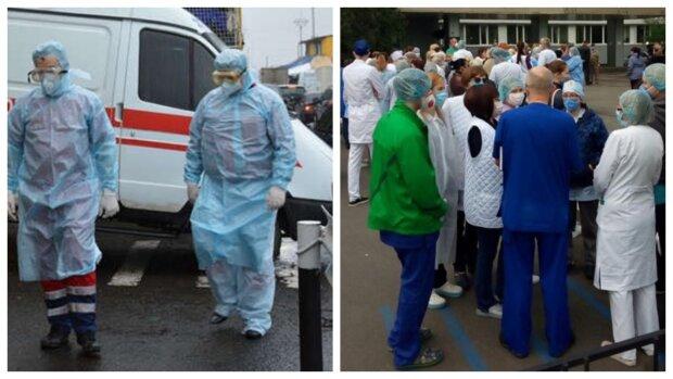 """Украинские врачи не выдержали, вспыхнул бунт: """"Вместо 300% зарплаты получили..."""""""