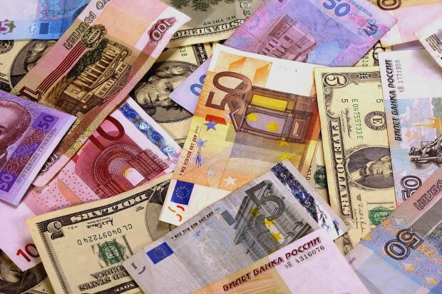 курс валют в украине, валюты