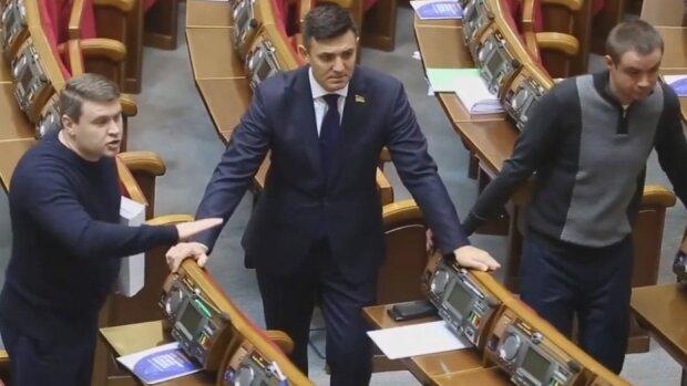 «Там усі такі»: «слуга» Тищенко показав свої знання в економіці і зганьбився, відео