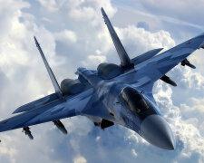 су-27, самолет, истребитель