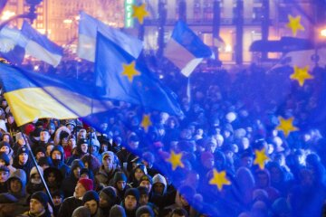 Майдан, ЕС, Евросоюз