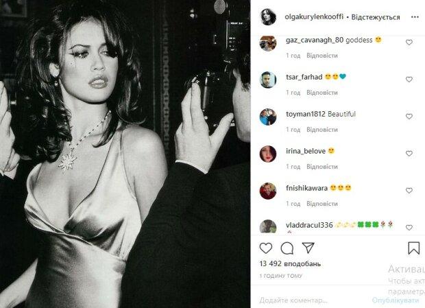 Украинская девушка Бонда изумила роскошным декольте в образе роковой красотки: аж дух захватывает