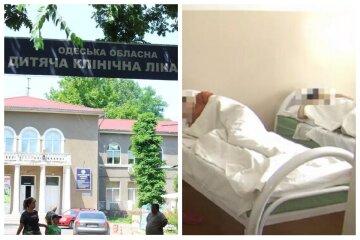 Рвали всю ніч: масове отруєння дітей в одеській обласній лікарні, деталі НП