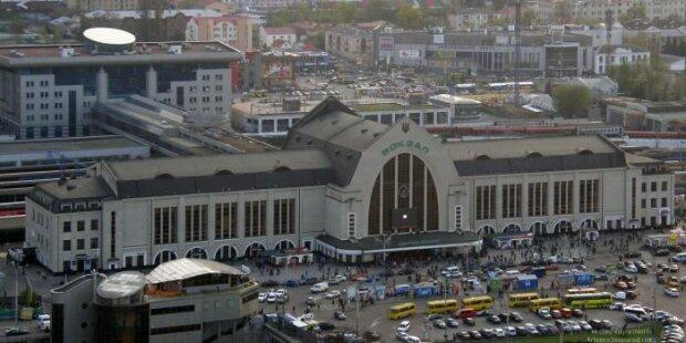 Киев-вокзал