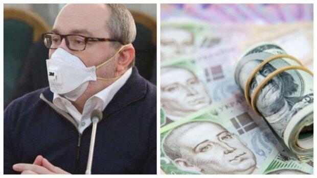 Нищівний удар по гривні, проблема з виплатами і нові подробиці порятунку важкохворого Кернеса - головне за ніч