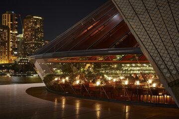 В знаменитой Сиднейской опере открылся один из красивейших ресторанов мира (фото)