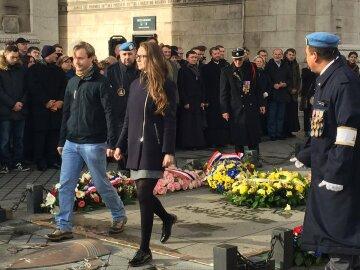 Во Франции почтили память жертв Голодомора (фото)