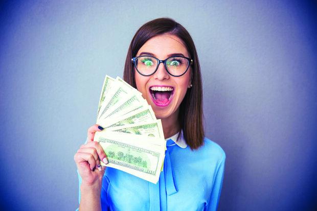 деньги, радость