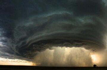 ураган, буря, шторм