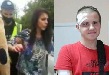 """Збила """"мажорка"""" на джипі: 13-річний Андрій вперше заговорив і вже рветься до друзів"""