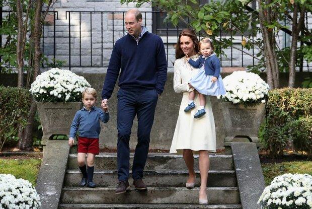 Це зіпсує йому життя: що Кейт Міддлтон і принц Вільям приховують від старшого сина