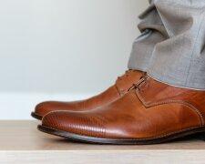 дипломат, туфли мужские, бизнесмен, политик