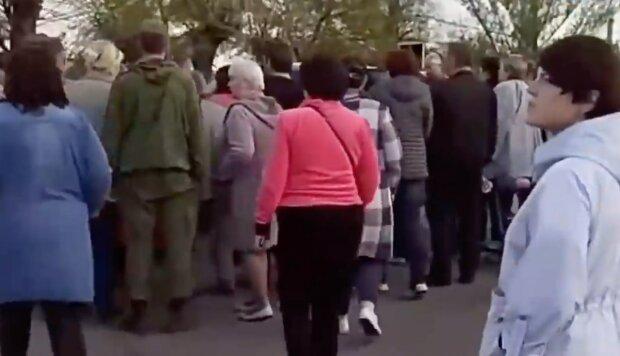"""""""Люди добрі, що діється?"""": любителі """"руського миру"""" повстали проти окупантів на Донбасі"""