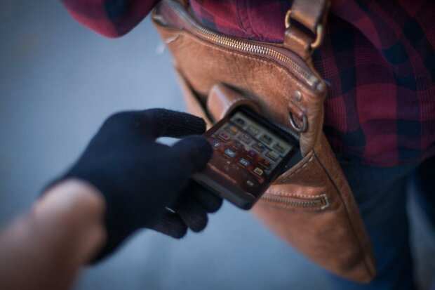 телефон, кража