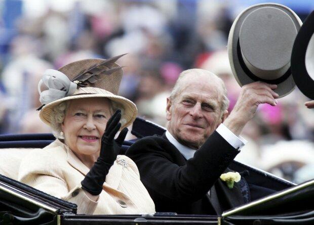 елизавета с мужем принц филипп