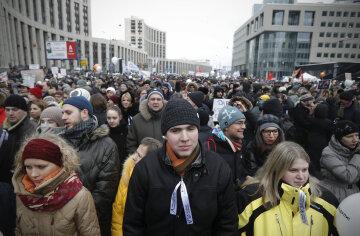 Протесты в России, Москва