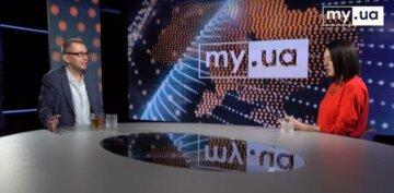 Николай Спиридонов заявил, что у Разумкова серьезные шансы остаться в политике