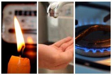 В Одесі та передмісті відключать світло, газ і воду: кому не пощастить, адреси