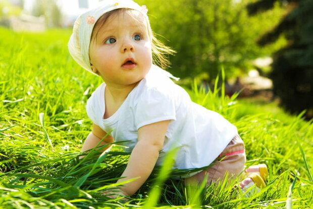 дети, девочка, лето, природа, прогулка, ребенок