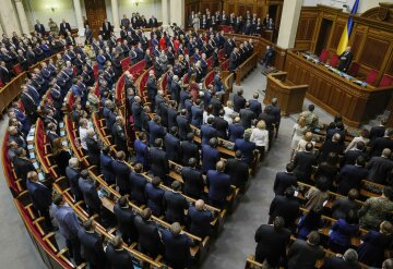 Верховная Рада-депутаты-партии