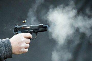 стрельба оружие перестрелка
