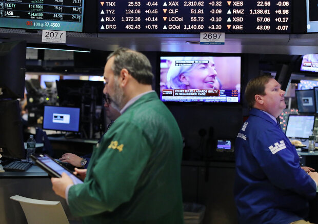 Dow Continues To Hover Just Below 20,000