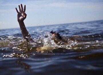 Украинский курорт ушел под воду: кадры кошмара