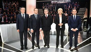 Bloomberg назвало худший сценарий выборов во Франции