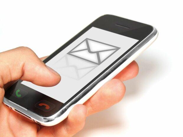 SMS, СМС, телефон