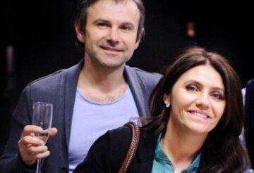 Святослав Вакарчук з колишньою дружиною