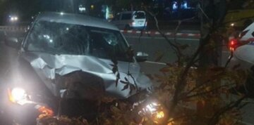 П'яна ДТП під Києвом закінчилася трагедією: поліцейський збив двох жінок на пішохідному переході