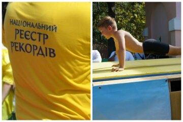 """9-річний Артем встановив всеукраїнський рекорд: """"Було важко і зводило пальці на руках"""""""
