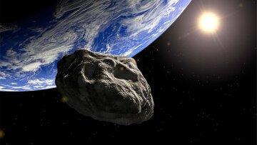 астероид космос
