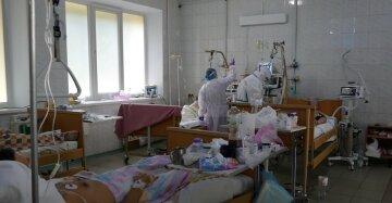 вирус, больница