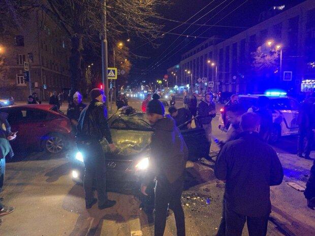 ДТП, Харьков