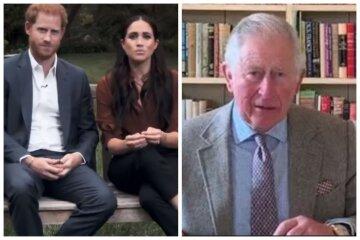 """Из-за Меган Маркл и Гарри в королевской семье новая драма, принц Чарльз горюет: """"больше года не видел..."""""""