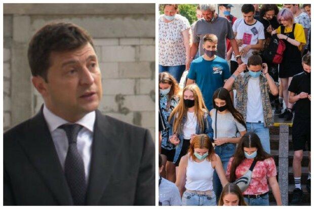 """Зеленский сделал заявление о жестком карантине в ожидании вакцины: """"Вы должны понять"""""""