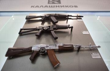 У московському аеропорту продають АК-47 (фото)