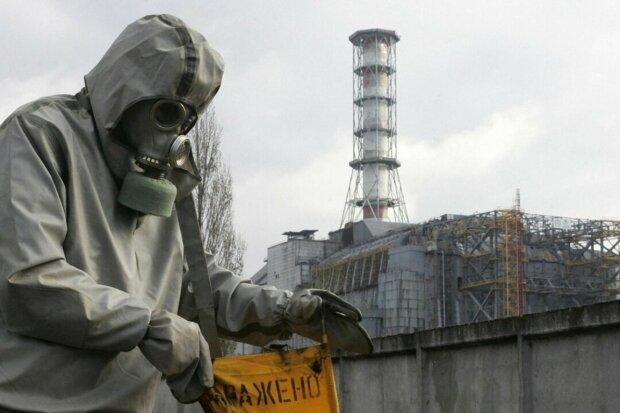 чернобыль, радиация