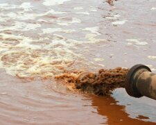 прорыв канализации