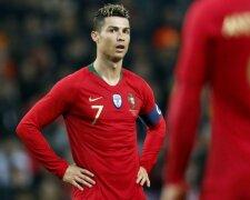 Криштиану Роналду, Роналду сборная Португалии