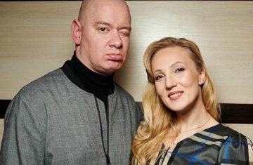 Евгений Кошевой с женой, Ксения Кошевая
