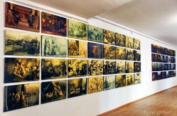 Украинский художник основал новый стиль живописи (фото, видео)