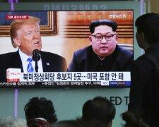 Трамп Ким Чен Ын