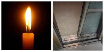 У Києві чоловік впав у шахту ліфта, все закінчилося трагічно: фото з місця НП