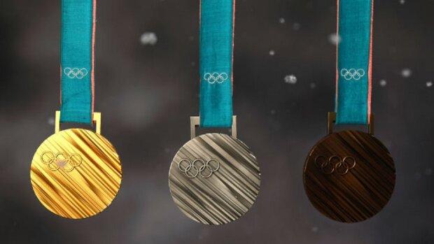 Олимпиада, медали