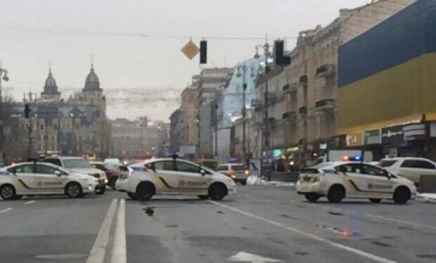 Облили бензином і підпалили: вогняна НП на Хрещатику, всі подробиці