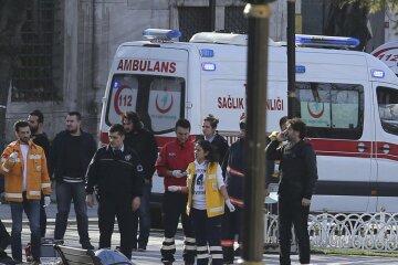 Стамбул-происшествие
