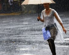 погода, дождь, ливень, гроза